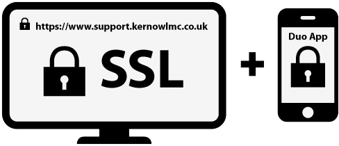 Kernow LMC Pastoral Support SSL Duo App Security